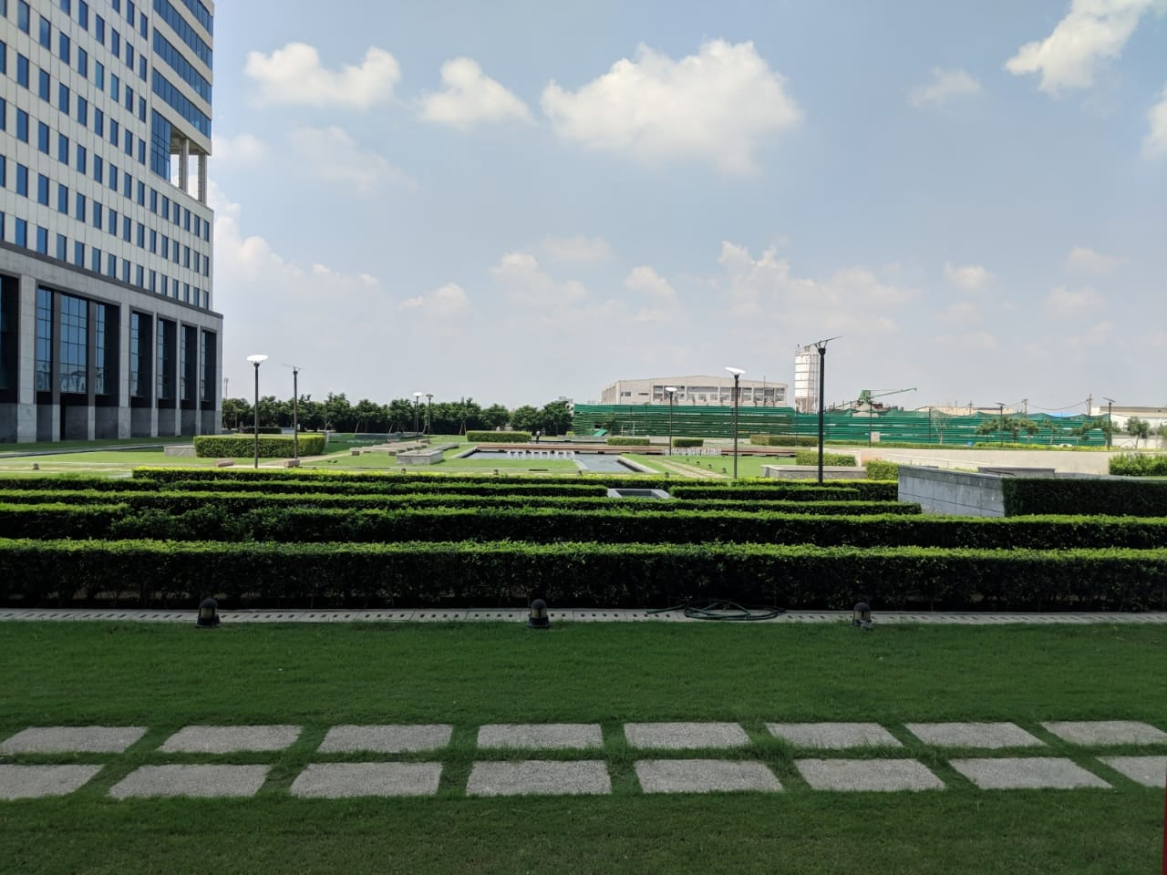 DLF Corporate Greens pic