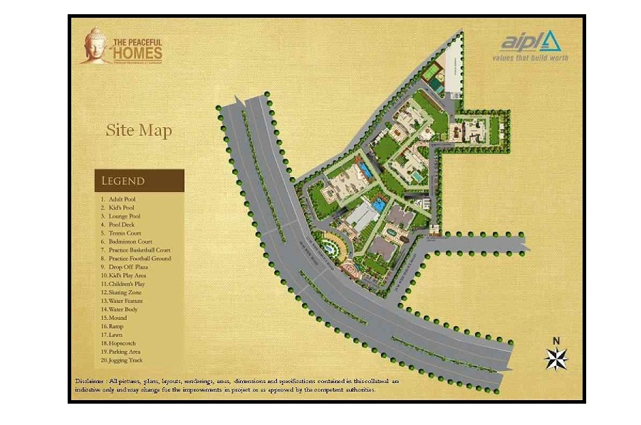 AIPL SITE PLAN NEW 1