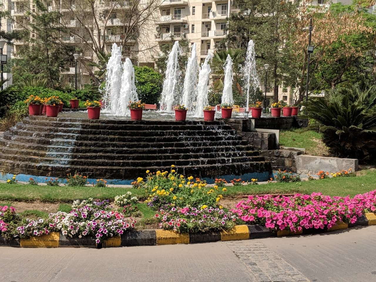 4BHK apartment for rent in ParkView City1, Gurgaon